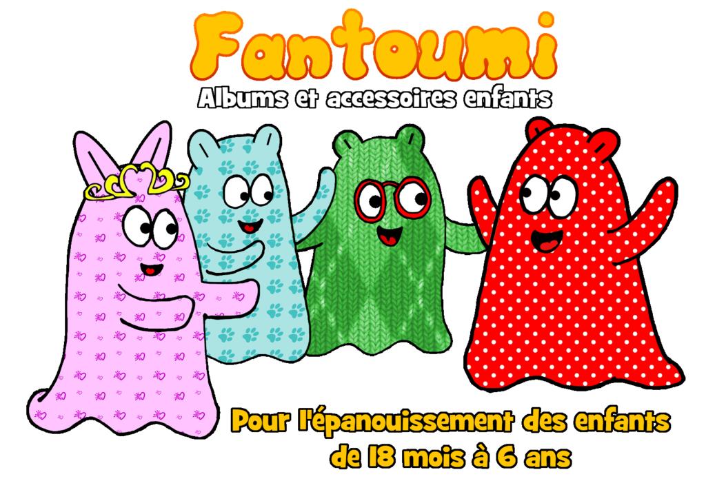 Fantoumi Albums et accessoires pour l'épanouissement des enfants de 18 mois à 6 ans